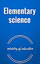 Elementary science by MINISTRY OF EDUCATION,
