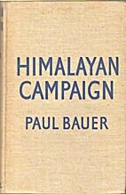Himalayan campaign; the German attack on…