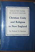 Christian unity and religion in New England…