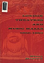 London theatres and music halls, 1850-1950…