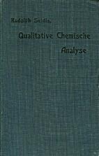 Anleitung zur qualitativen chemischen…