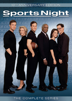 Sports Night - The Complete Series Boxed Set…