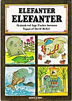 A Book of Elephants by Katie Wales