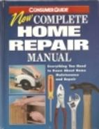 Complete Home Repair Manual by Dan Ramsey