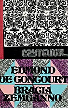 Bracia Zemganno by Edmond De Goncourt