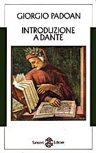 Introduzione a Dante by Giorgio Padoan
