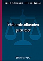 Virkamiesoikeuden perusteet by Seppo…