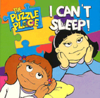 I Can't Sleep! (Puzzle Place) by Michi…