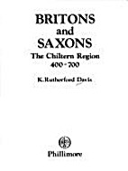 Britons and Saxons: Chiltern Region, 400-700…