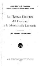 La ficozza filosofica del fascismo e la…