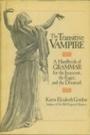 The Transitive Vampire - Karen Elizabeth Gordon