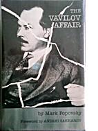 The Vavilov Affair by Mark Aleksandrovich…