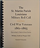 The St. Martin Parish Louisiana Military…