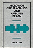 Microwave Circuit Analysis and Amplifier…