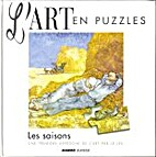 Art en puzzle saisons by Le Louvre