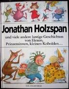 Jonathan Holzspan by Rene Gouichoux