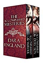 Accomplished Mysteries Bundle (Books 1 & 2)…