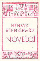 Short Stories by Henryk Sienkiewicz