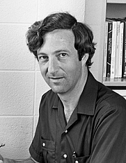 Author photo. Saul A. Teukolsky in 1975 [credit: A.T. Service]