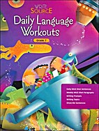Write Source: Daily Language Workouts Grade…