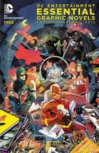 DC Entertainment Essential Graphic Novels…