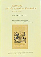 Germany and the American Revolution,…