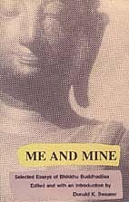 Me and Mine: Essays by Donald K. Swearer