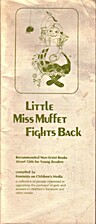 Little Miss Muffet fights back; recommended…