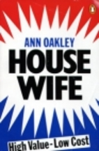 Housewife by Ann Oakley