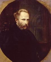 Author photo. Harriet M. Haviland/ 1863.