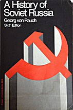 A History of Soviet Russia-5th Revised…