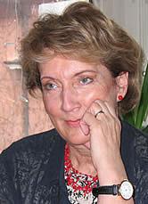 Author photo. Maja Gerber-Hess