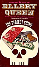 The Perfect Crime by Ellery Queen