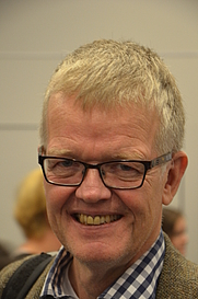 Author photo. Bengt Oberger