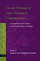 On the Writing of New Testament…
