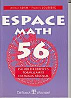 Espace Math 5 (6h/Sem) - Cahier…