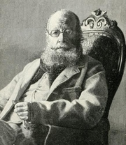 Author photo. Engraved by Andrew from a photograph taken in San Remo, by Roncarolo.