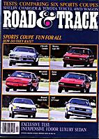 Road & Track 1983-04 (April 1983) Vol. 34…