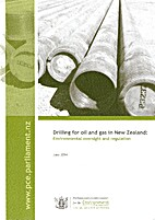 Drilling for oil and gas in New Zealand :…