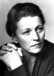 Author photo. Pearl S. Buck at the time of her winning the Nobel Prize