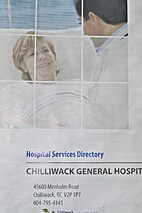 Hospital Services Directory, Chilliwack…
