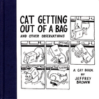 Cat Getting Out of a Bag and Other…