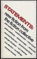 Statements: New fiction from the Fiction…