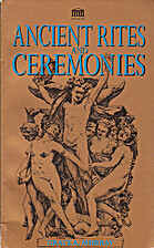 Ancient Rites and Ceremonies by Grace A.…