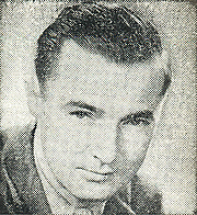 Author photo. Thomas Victor Bulpin. From an advertisement in <i>Rhodesia Railways Magazine</i>, January 1957.