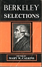 Berkeley: Essays, principles, dialogues,…