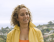 Author photo. Julie Brickman, Author