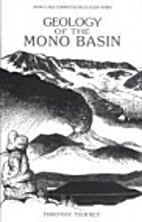 Geology of the Mono basin (Mono Lake…