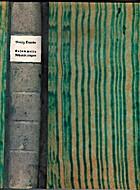 Moritz Traube. Gesammelte Abhandlungen by…