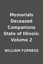 Memorials Deceased Companions State of…